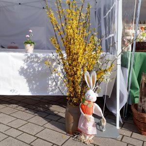 Osterbrunneneinweihung am 7. April 2019